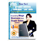 internet marketing video course - website dvd in English & Chinese